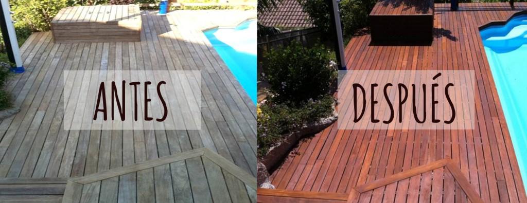 Suelo para terraza y piscina castellon pavireli - Tratamiento para madera de exterior ...