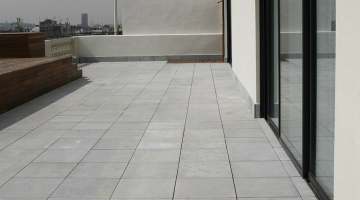 Suelo elevado terraza castellon pavireli - Pavimentos para terrazas ...