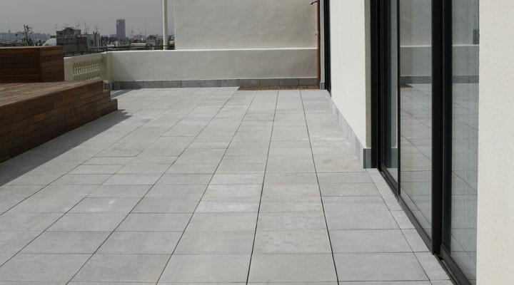 Suelo elevado terraza castellon pavireli - Suelo tecnico exterior ...