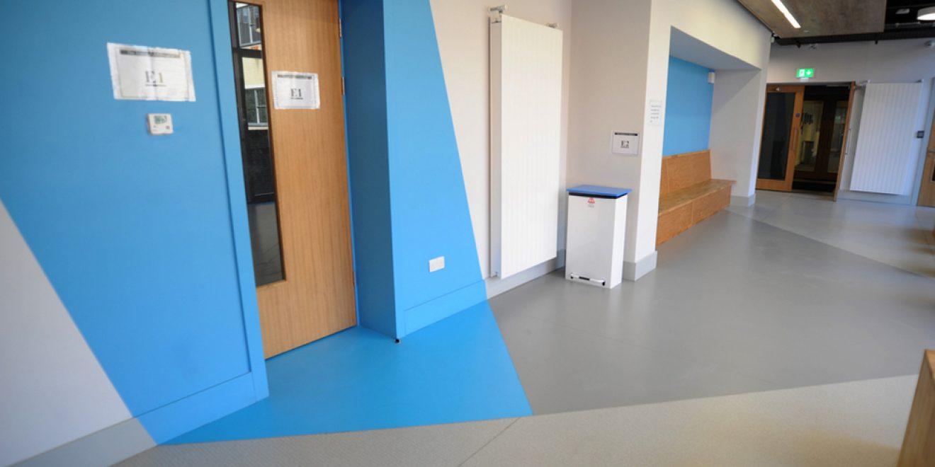 Suelo de PVC: El pavimento todo en uno