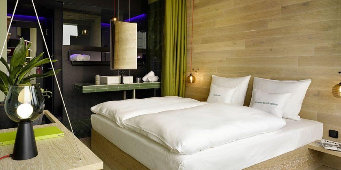 Habitaciones de hotel: Revestimientos y confort