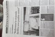 Publicación en Periódico