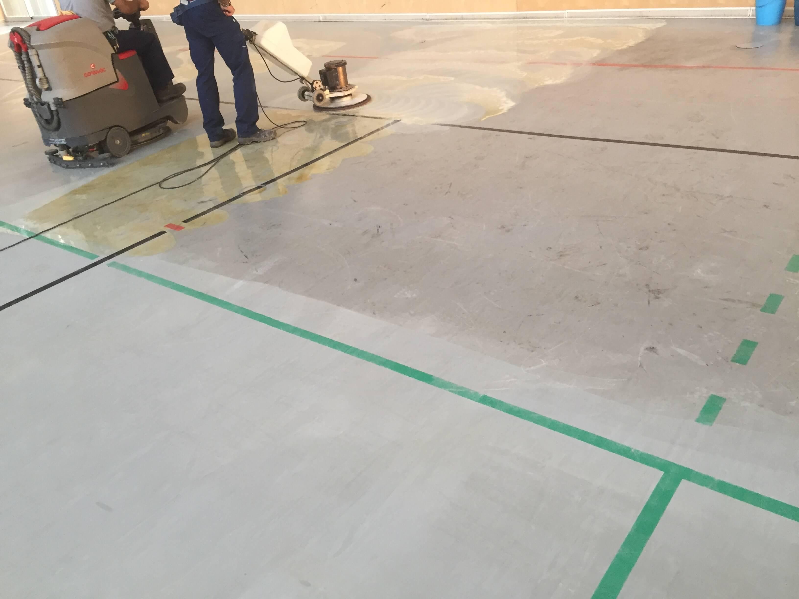 reparar pavimento