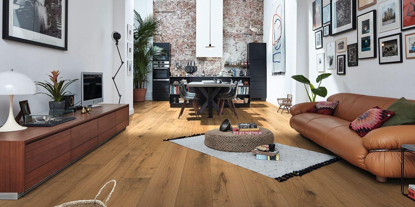 Lindura de Meister: suelo de madera y resistencia