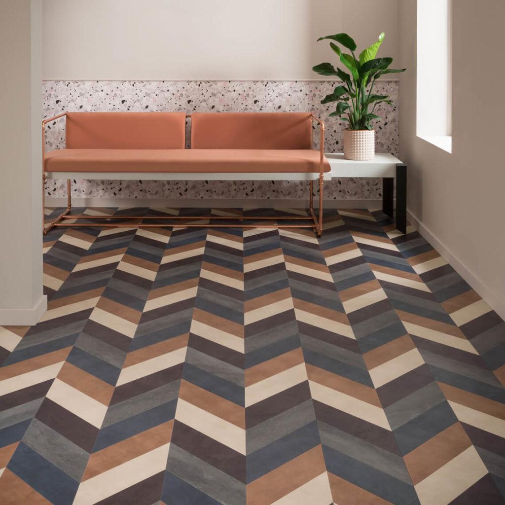 luxury vinyl tile castellon